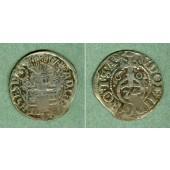 Schleswig Holstein Schauenburg 1/24 Taler 1601 IG  ss  selten