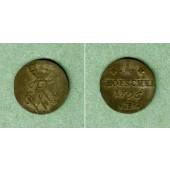 Brandenburg Preussen Schlesien 1 Groschen 1796 B  ss/ss+  selten