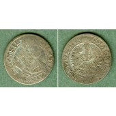 Schlesien Liegnitz Brieg 3 Kreuzer 1668  ss