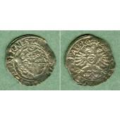 Solms Lich 3 Kreuzer 1616  ss  selten