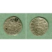 Anhalt 1/24 Taler (Groschen) 1620  ss+