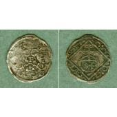 Würzburg 1/84 Gulden (Körtling) 1693  ss
