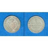 Schaumburg Lippe 1/2 Groschen 1858 A  ss-vz