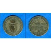 Schaumburg Lippe 1 Groschen 1858 A  ss