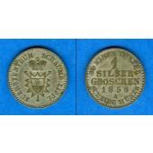 Schaumburg Lippe 1 Groschen 1858 A  vz