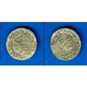 Pfalz (Kurlinie) 1 Kreuzer 1658  s-ss  selten