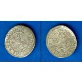 Pfalz (Kurlinie) 1 Kreuzer 1663  f.ss  selten