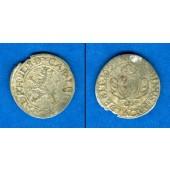 Pfalz (Kurlinie) 1 Kreuzer 1663  ss  selten