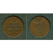 Schaumburg Lippe 1 Pfennig 1826  ss