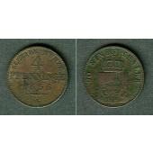 Preussen 4 Pfennige 1856 A  ss-