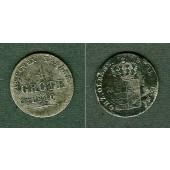 Oldenburg 4 Grote 1840 S  ss-  selten