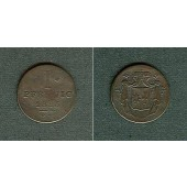 Waldeck Pyrmont 1 Pfennig 1825  s-ss  selten