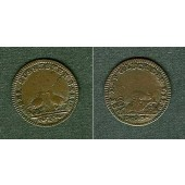 Nürnberg Token Silber Kerzendreier um 1700  f.ss