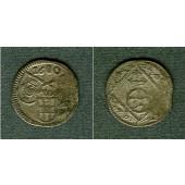 Deutscher Orden 1/84 Gulden 1680  ss  selten!