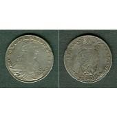 Würzburg 20 Kreuzer 1763  f.ss