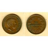 Baden 1 Kreuzer 1830  f.vz