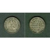 Preussen 2 1/2 Silber Groschen 1863 A  vz-