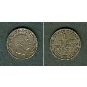 Preussen 1 Silber Groschen 1870 C  ss/vz