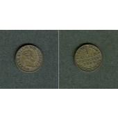 Preussen 1/2 Silber Groschen 1868 A  ss/ss+