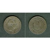 Preussen 1/6 Taler 1842 A  ss