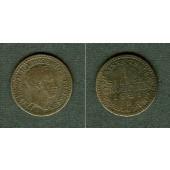 Preussen 1 Silber Groschen 1821 D  ss