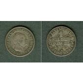 Preussen 1 Silber Groschen 1855 A  ss-