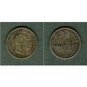 Preussen 1 Silber Groschen 1862 A  ss-vz