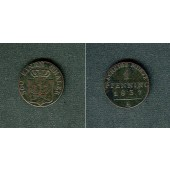Preussen 1 Pfenning 1837 A  ss