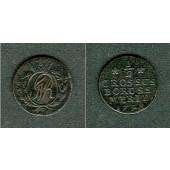 Brandenburg Preussen Schlesien 1/2 Groschen 1797 B  ss