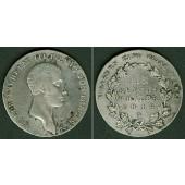 Preussen 1 Taler 1814 A  ss-vz