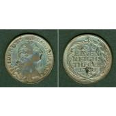 Preussen 1/3 Taler 1770 B  ss