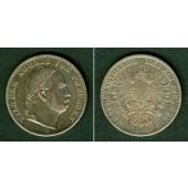 Preussen 1 Taler 1866 A  SIEGESTALER  ss