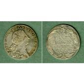 Preussen 1/3 Taler 1773 B  vz