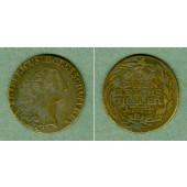 Preussen 1/3 Taler 1774 E  ss+  selten