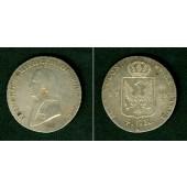 Preussen 1/6 Taler (4 Gr.) 1799 A  ss  selten