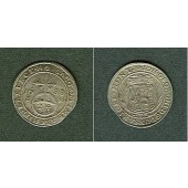 Sachsen 1/24 Taler (Groschen) 1688 IK ss-vz
