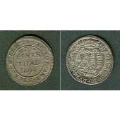 Sachsen 1/12 Taler (Doppel-Groschen) 1694 EPH  ss