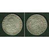 Sachsen 1/3 Taler 1668 CR  ss/ss-vz