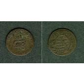 Sachsen Gotha und Altenburg 1/48 Taler 1771  ss