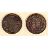 Sachsen Gotha und Altenburg 3 Pfennige 1761  ss-vz  selten