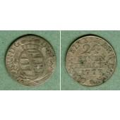 Sachsen Gotha und Altenburg 1/24 Taler 1773 LCK  ss  selten