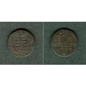 Sachsen Hildburghausen 1 Heller 1805  ss+