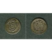 Sachsen 1 Pfennig 1677 CR ss-/ss+