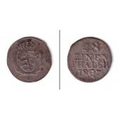 Sachsen 1/48 Taler 1807  vz/ss