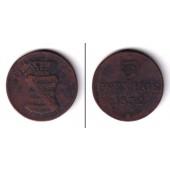 Sachsen 3 Pfennige 1832 S  ss/s-ss  selten
