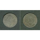 Sachsen Saalfeld 1/12 Taler (Doppel-Groschen) 1764 s-ss/s  selten