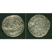 Mecklenburg Schwerin 1/16 Taler 1633  ss  selten!