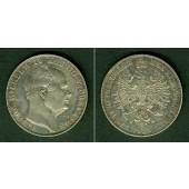 Preussen 1 Taler 1858 A  f.vz