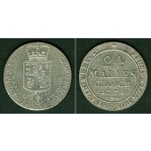 Braunschweig Calenberg Hannover 24 Mariengroschen 1776 IWS  vz