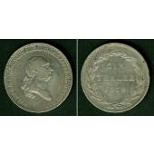 Hessen Kassel 1 Taler 1819  ss